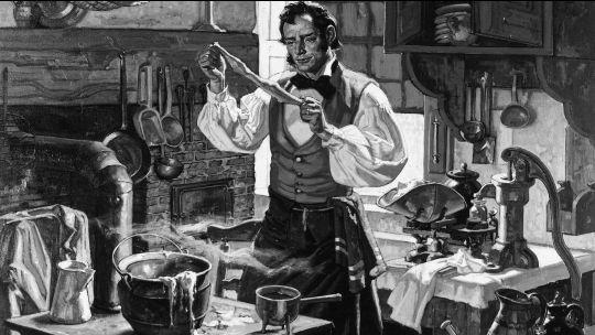 Чарльз Гудьир открытие вулканизации резины