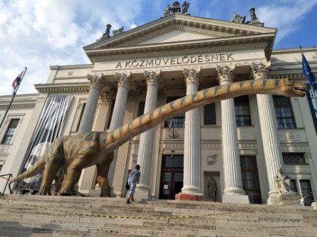 Купить механических динозавров
