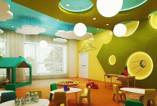 Купить оборудование для детской развлекательной комнаты
