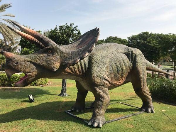 Аниматрон динозавр купить