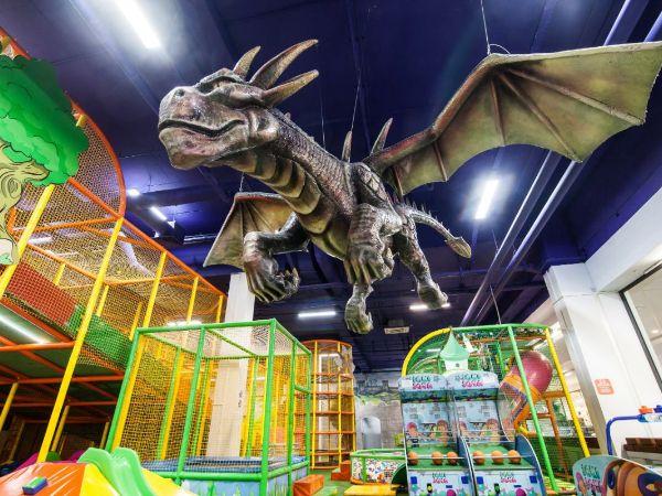 Открыть детский развлекательный центр