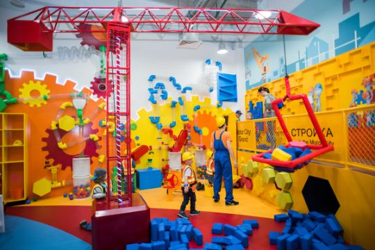 Купить детский развлекательный центр