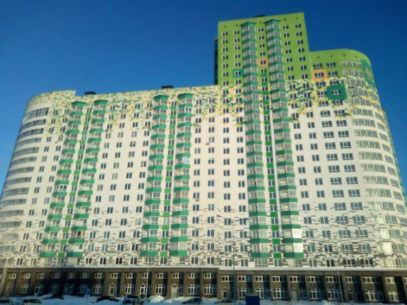ЖК Дом за Лентой фасад