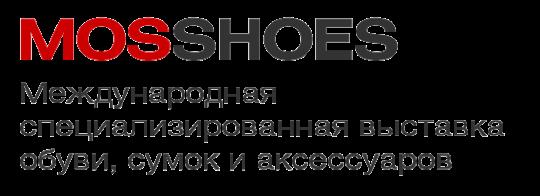 Логотип выставки МосШуз
