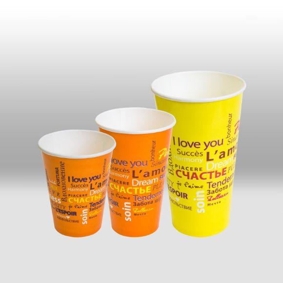 Однослойные стаканы для холодных напитков Fiesta