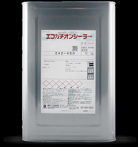 Высокотехнологичный акрил-силиконовый грунт катионного типа  ECO CATION SEALER от магазина премиальных японских красок Kansai paint