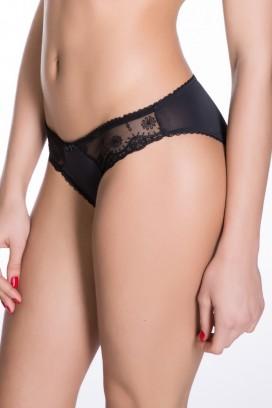 картинка Трусы женские, слип, средняя посадка, трусы с плоскими швами, ROSE&PETAL LINGERIE, DIANE от магазина Одежда+