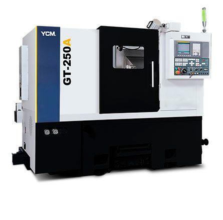 Токарный обрабатывающий центр YCM GT250A