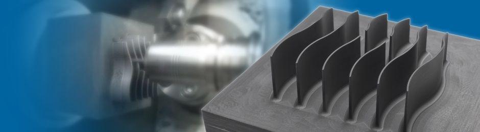 Обработка графитовых электродов на станке Datron C5