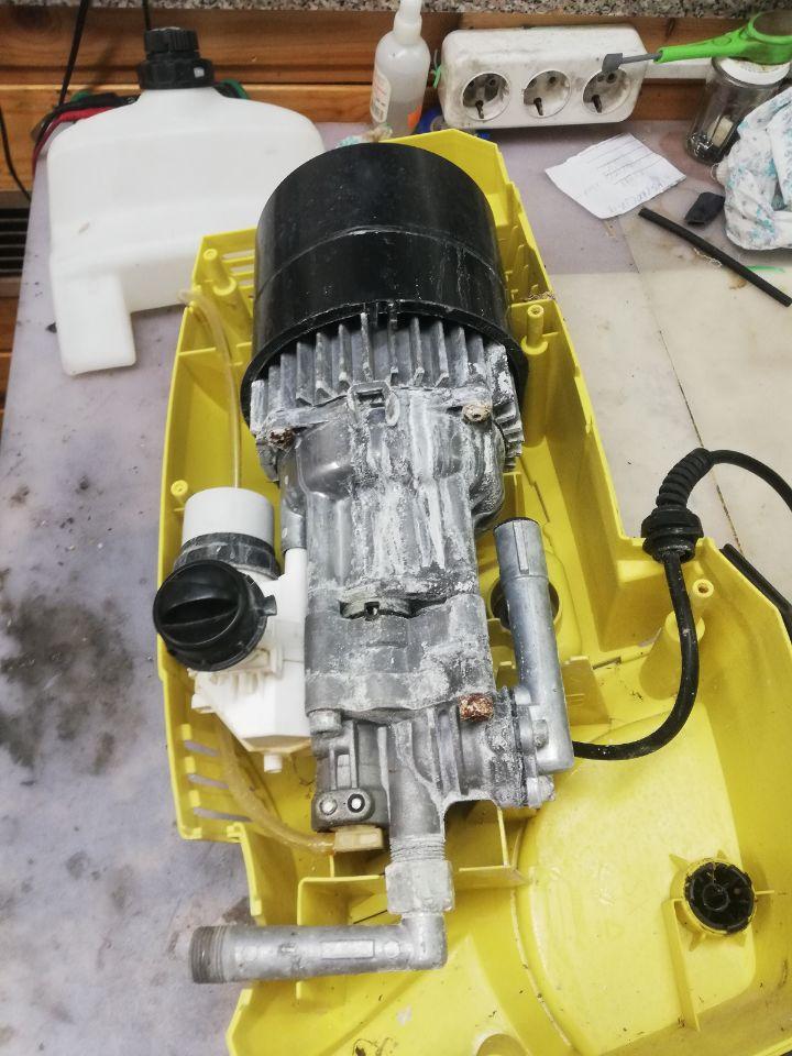 Мойка высокого давления Karcher K 5.86