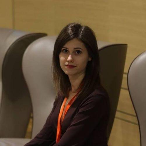 Екатерина Ткаченко, Smile-Expo. Отзыв для Евгения Романенко, cryptoemcee.com
