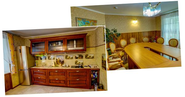 Кухня Гостевой дом Куруктачи Талакан