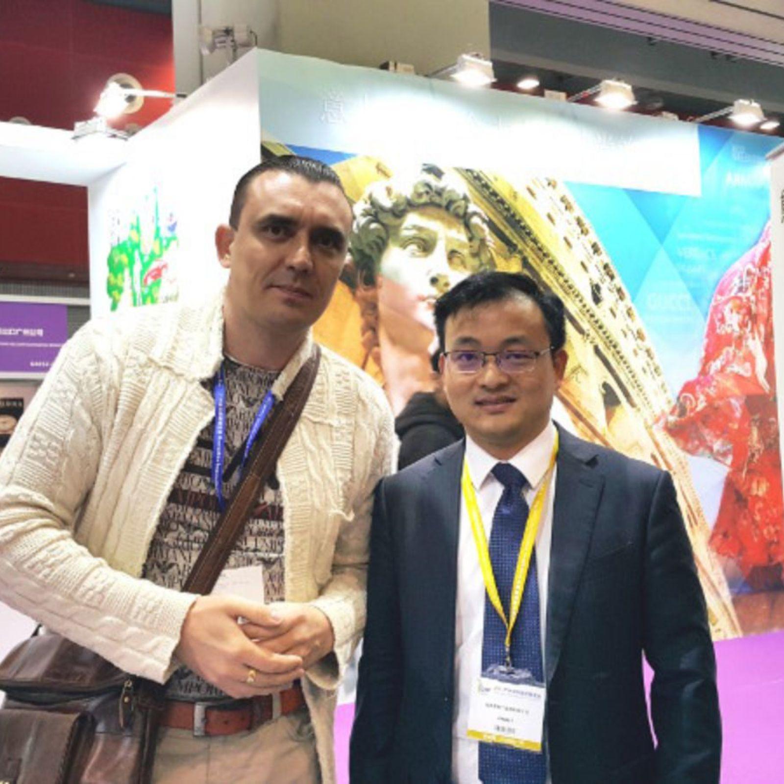 международная выставка туризма в гуанчжоу