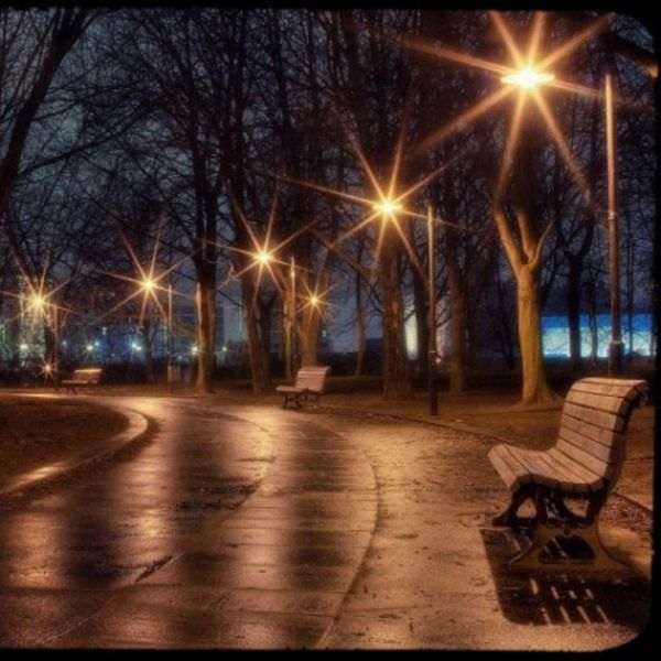 улица разбитых фонарей