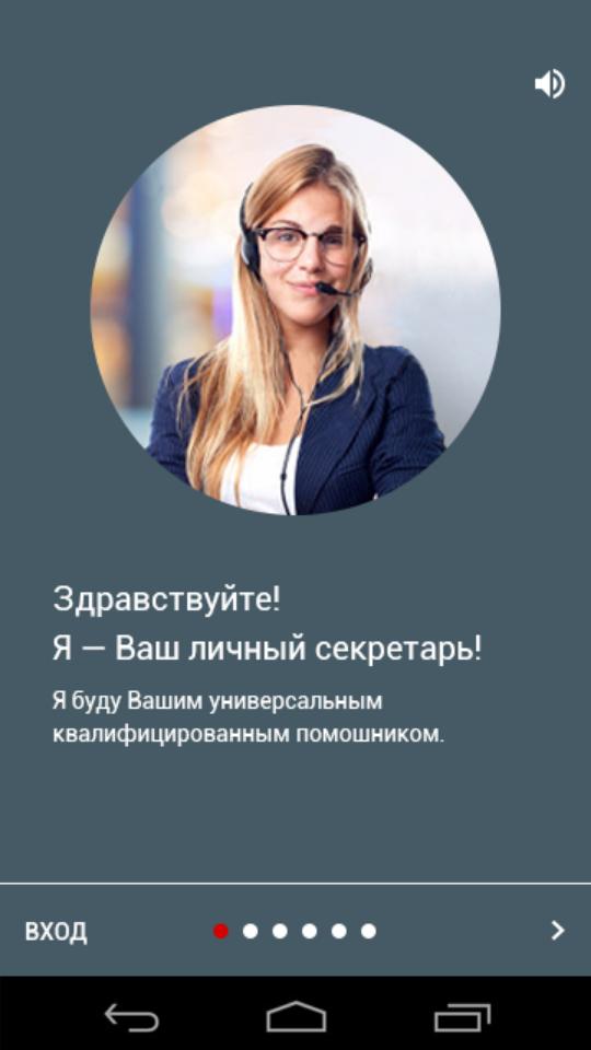 приложение личный секретарь
