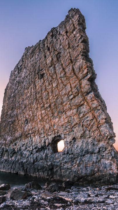 карадахская теснина дагестан