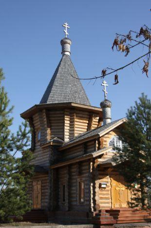Храм святителя и чудотворца Иннокентия Иркутского