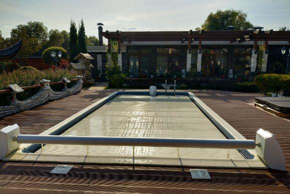 строительство бассейна - панельный бассейн recypool