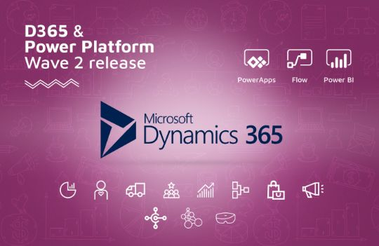 DYNAMICS 365 SALES (MICROSOFT DYNAMICS CRM) внедряем crm erp bpm систему