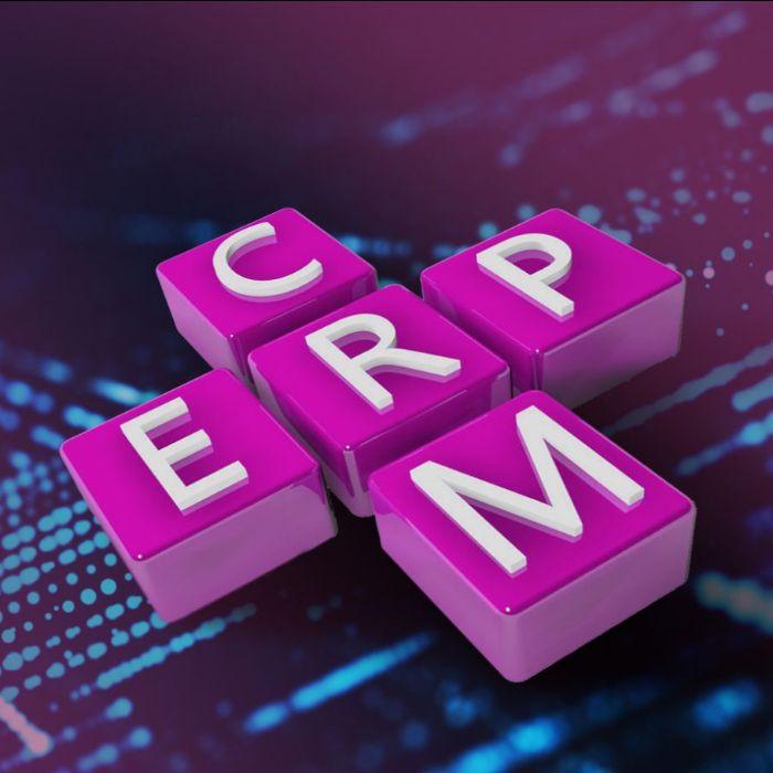 ЦЦР внедрение CRN ERP BPM BI