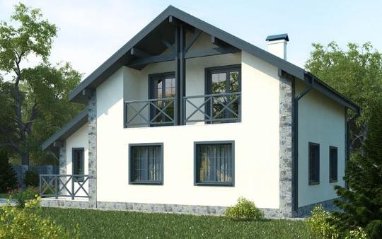 барнхаус дом