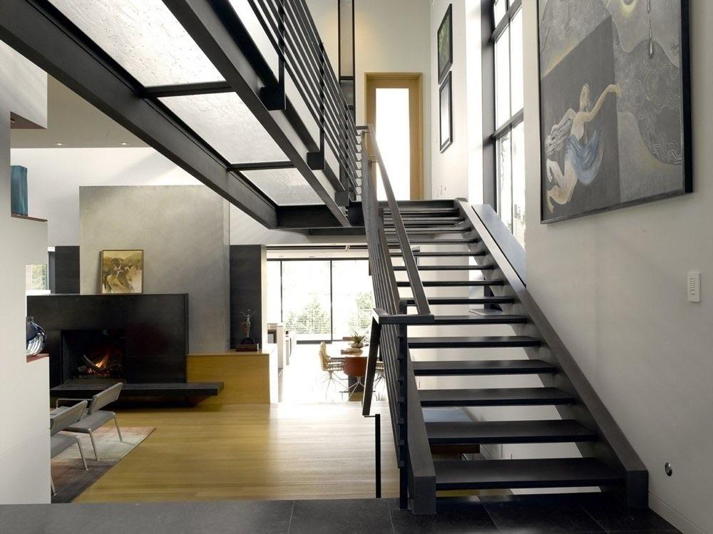 идеи лестниц в интерьере