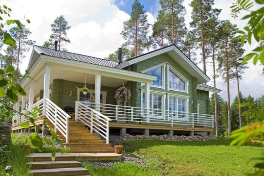 купить финский дом под ключ