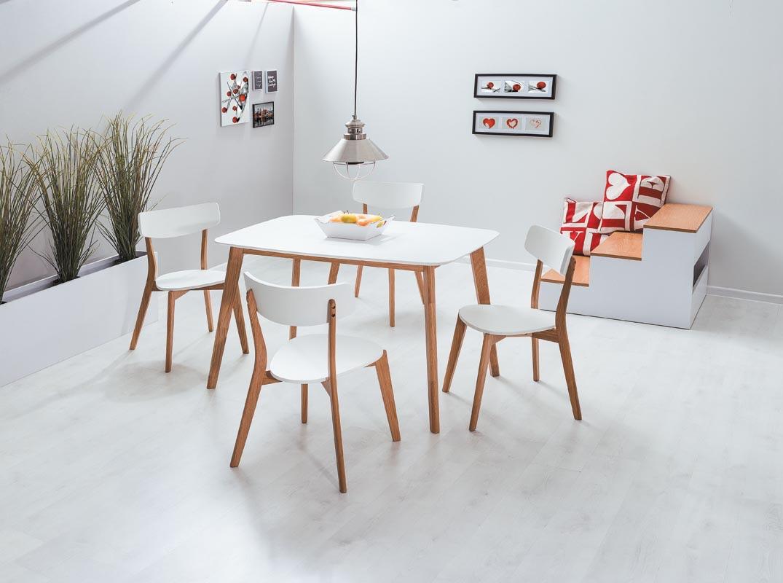 стулья в скандинавском стиле
