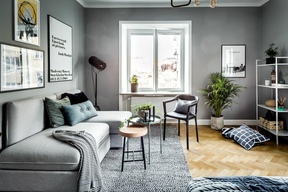 стиль минимализм по скандинавски