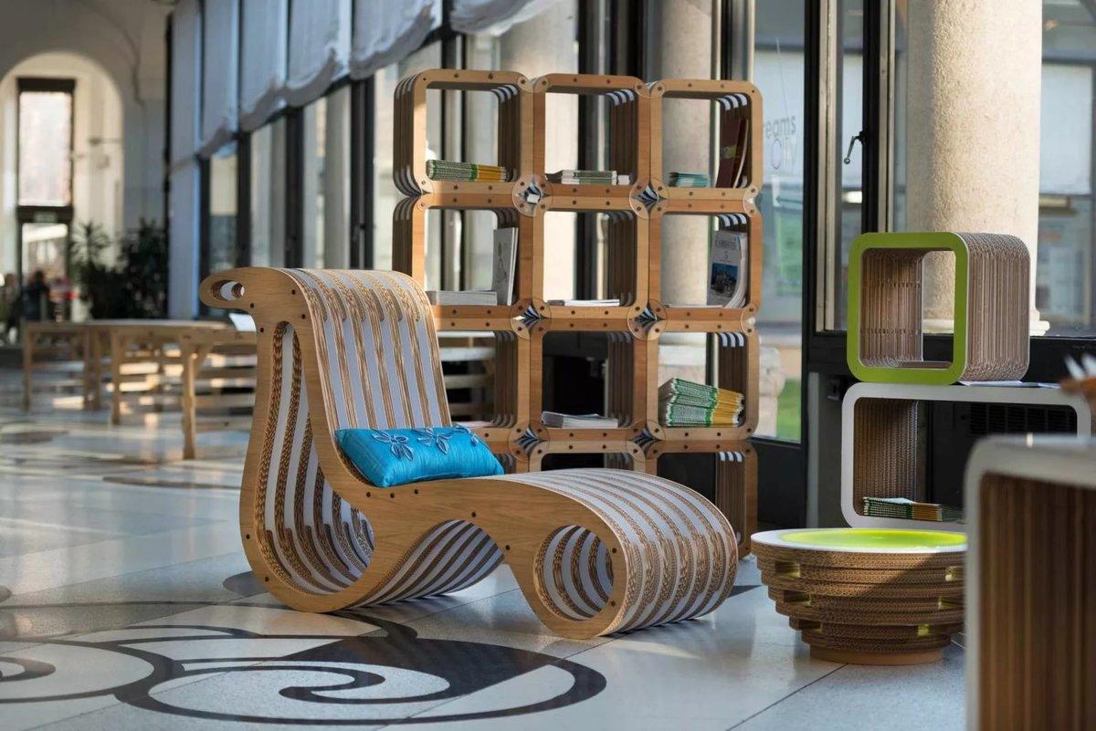 дизайн мебели в интерьере квартиры