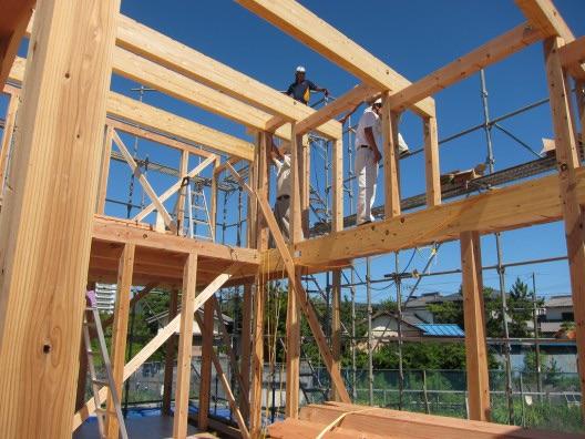 строительство фахверкового дома