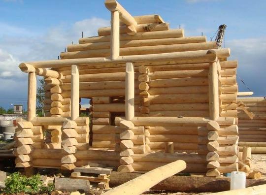 деревянные каркасные дома под ключ