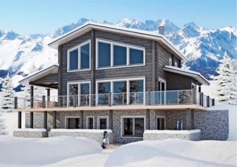 Строительство дома фахверк