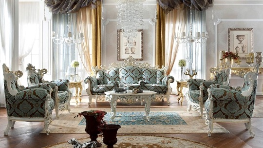 архитектурный стиль барокко