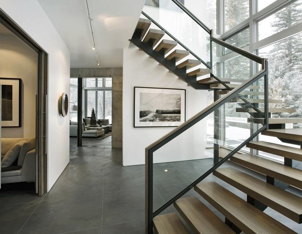 высота лестницы в доме