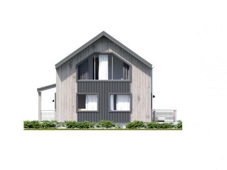 проект дома барнхаус