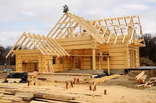 купить деревянный дом под ключ