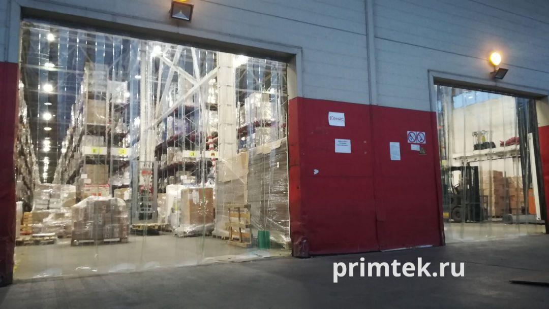 пвх завесы на складские ворота