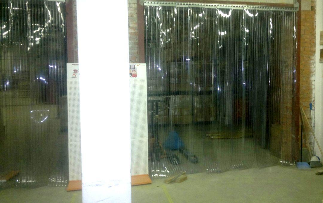 рифленые ленточные завесы пвх