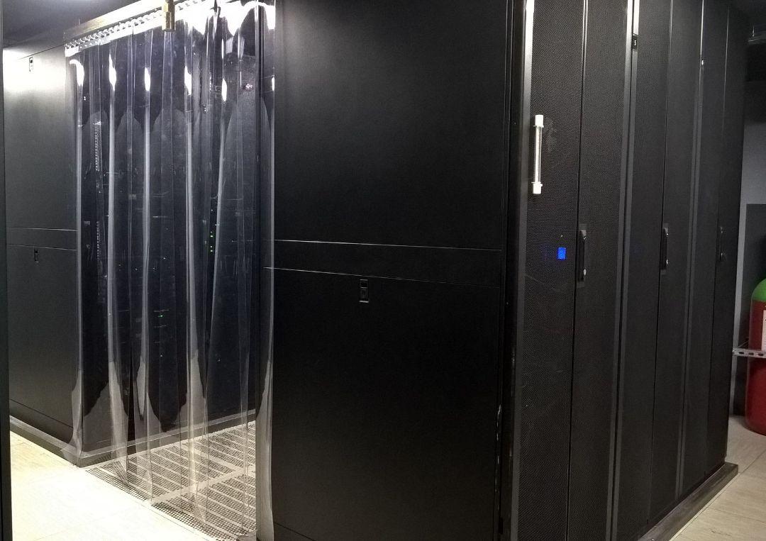 стандартные пвх завесы для установки в серверной