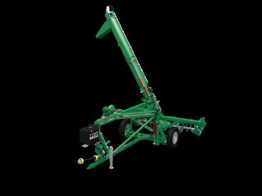 Зерноразгрузочная машина МЗР-180