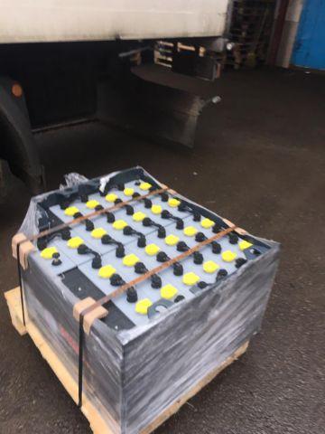 Аккумуляторы тяговые для погрузчиков Каматсу, Тойота, Heli