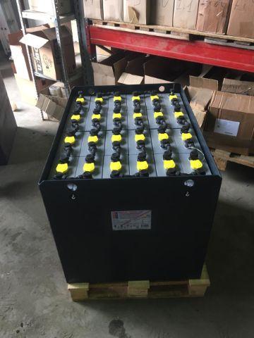 Тяговые аккумуляторные батареи Искра 48 вольт для погрузчика