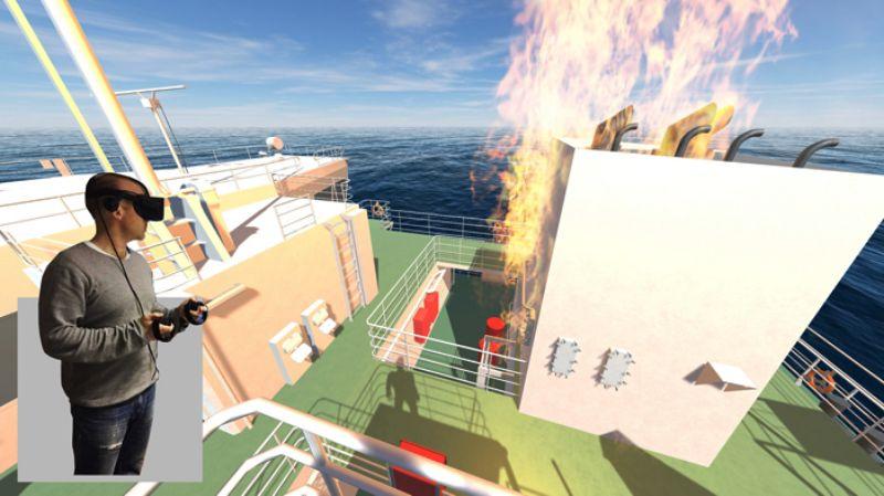 """Тренажер по безопасности и охране """"SaS"""" с VR-модулем"""