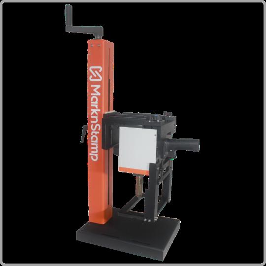 Стационарная колонна для ручного ударно-точечного маркиратора SPRD-155