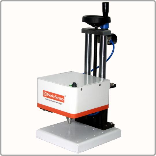 Настольный пневматический ударно-точечный маркиратор Simple Marker