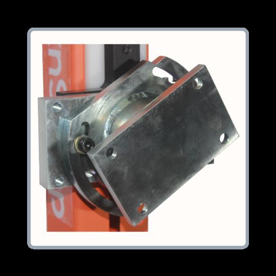 Наклонное устройство для поворота маркировочной головы MarknStamp