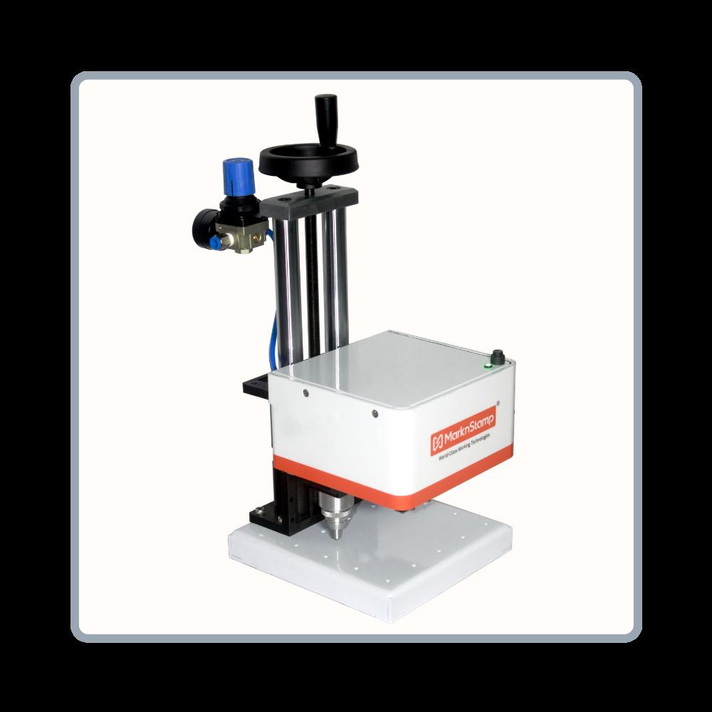 Настольный пневматический ударно-точечный маркиратор Simple Marker от MarknStamp