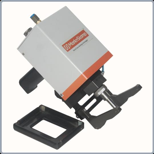 Ручной пневматический ударно-точечный маркиратор SPR-53/83/155