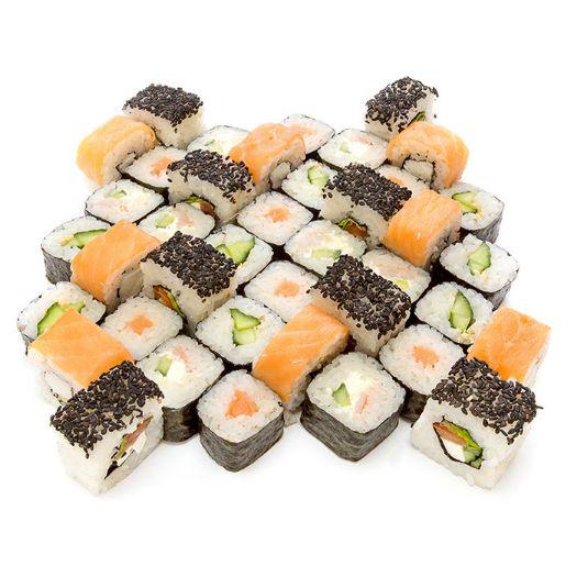 контроль качества суши и роллов